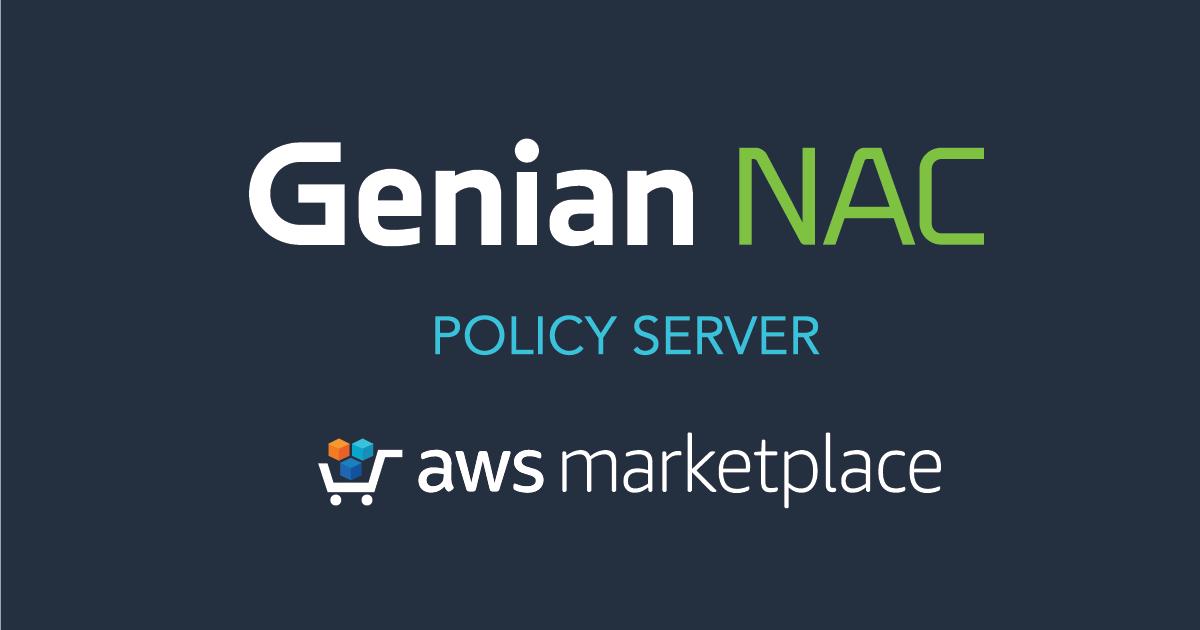 Genian-NAC-Policy-Server-AWS-Marketplace